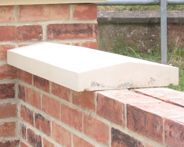 Cast Stone Coping Stones Thorverton Stone