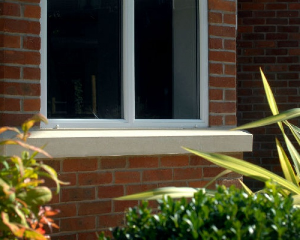 Slip Cill with brickwork