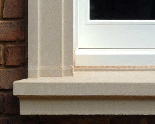 Decorating window cill or sill inspiring photos for Exterior window sill design