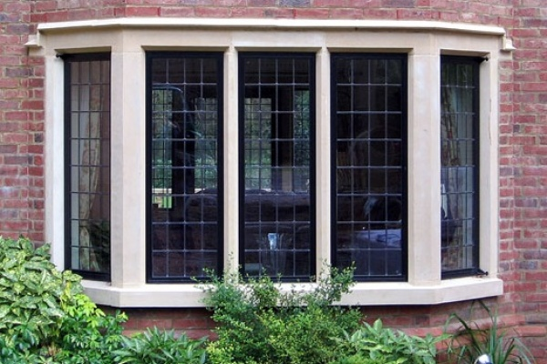 Window with Mullions and jambs